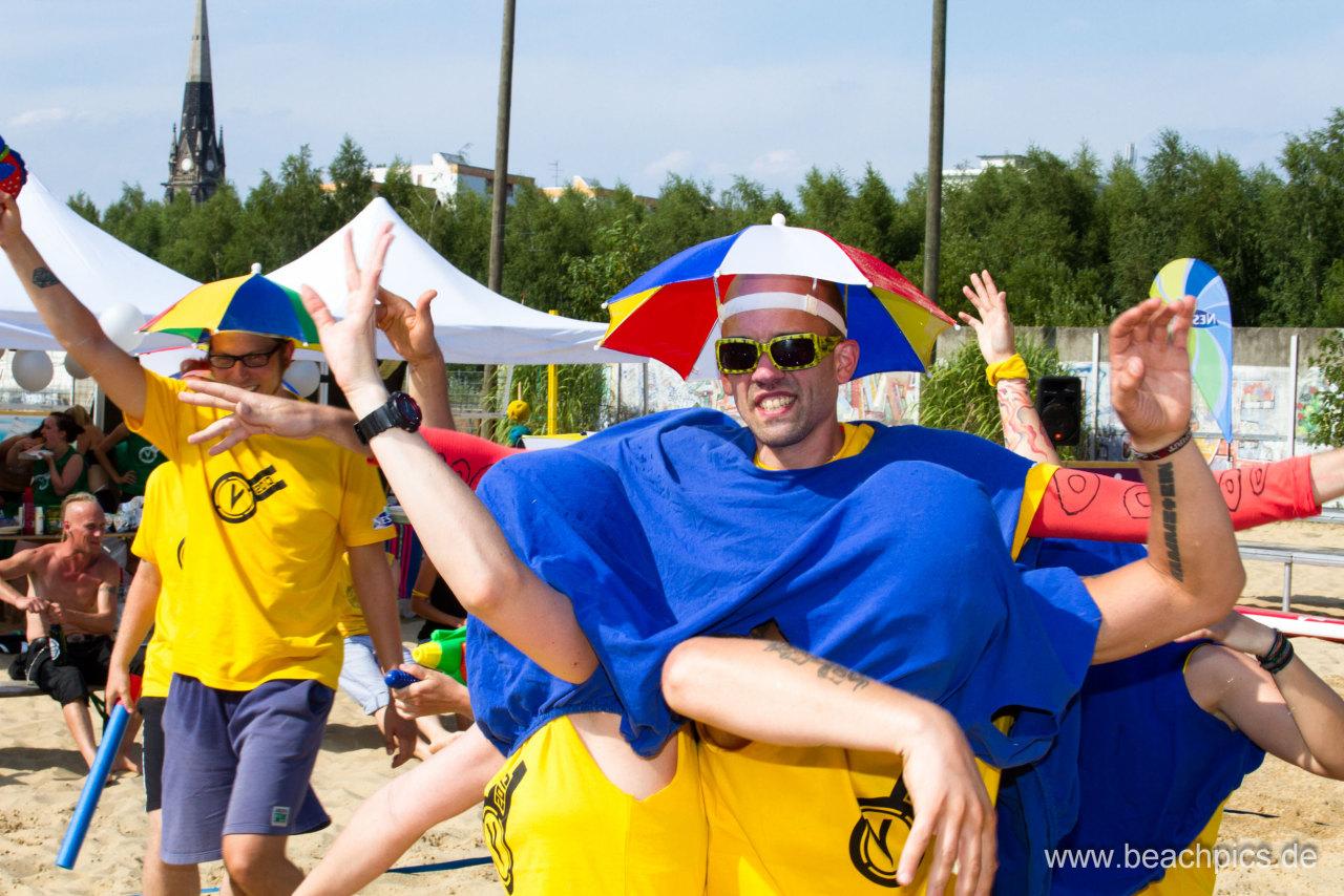 StrandvölkerballTag3